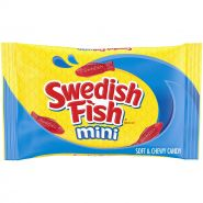 Saldainiai SWEDISH FISH MINI, 56g
